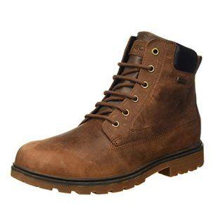 Geox Men's U Akim B ABX B Ankle Boots